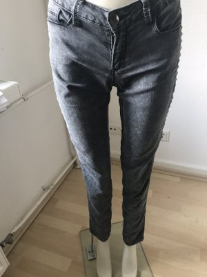 Sisters point Tube Jeans anthracite