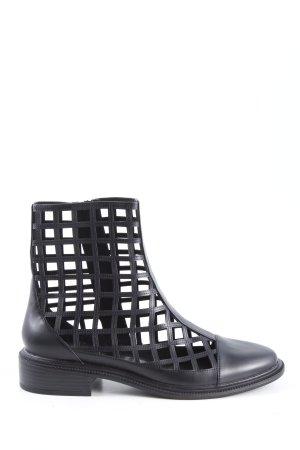 Charles & Keith Krótkie buty czarny