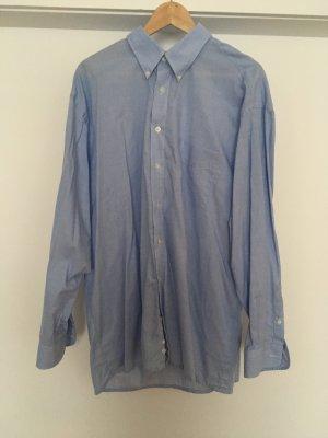 Barisal Chemise à manches courtes bleu azur