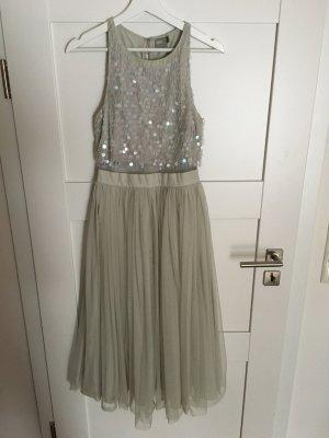 Super cooles Midi-Kleid