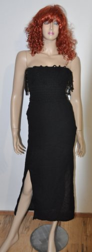 Rip curl Bustier Dress black cotton