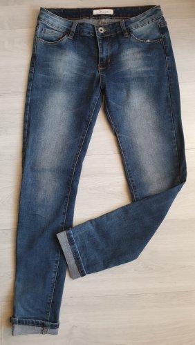 Super Daysie Skinny Hüft Jeans Gr. 38