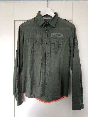 Super Dry Hemd/Bluse