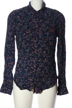 SUPER DRY Langarm-Bluse