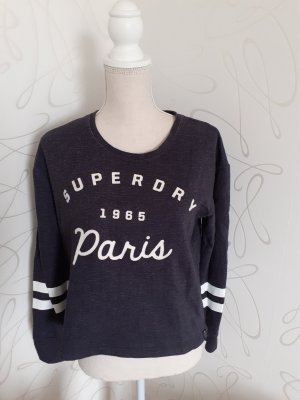 Super Dry Pullover grau gr. XS #top#
