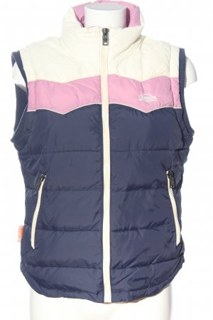 SUPER DRY Quilted Gilet quilting pattern casual look