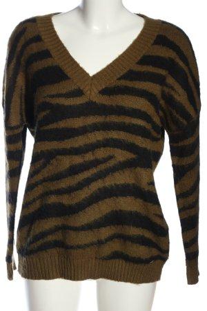 SUPER DRY V-Ausschnitt-Pullover