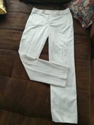 Super elegante, weiße Hose von Strenesse