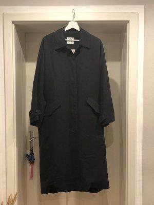 Zara Płaszcz oversize czarny