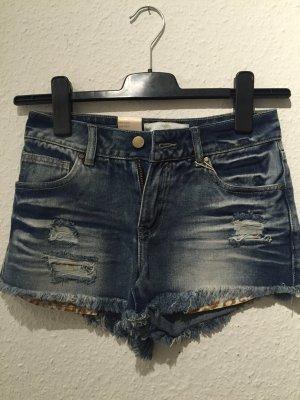 super heiße Jeans Hotpants | Neu mit Etikett!