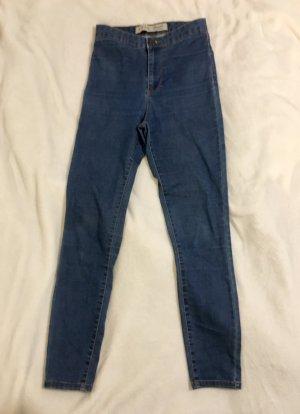 Super high waist high rise basic skinny Jeans denim co.