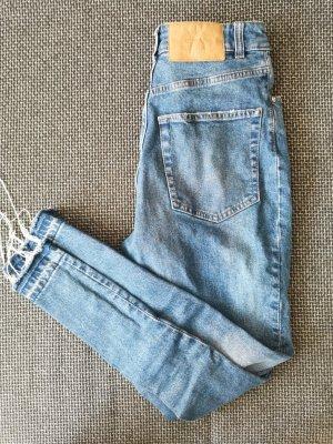 Cheap Monday Skinny Jeans light blue