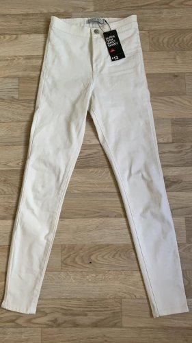 Super High Waist Skinny Jeans