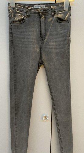 Super-Highwaist Jeans