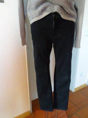 Bogner Jeans Jeans coupe-droite noir coton