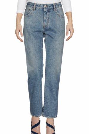 Maison Martin Margiela Boyfriend jeans azuur Katoen