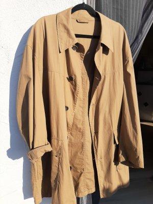 Super lässiger Trenchcoat, Übergangsmantel von Hugo Boss Gr. 52 Vintage (s. Maße)