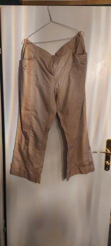 Viacortesa Pantalon capri beige-chameau