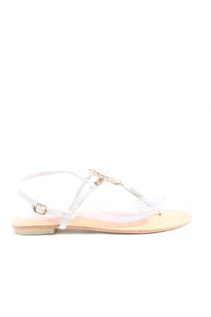 Super Mode Riemchen-Sandalen