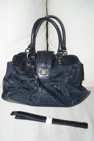 Super schicke schwarze LIZ CLAIRBONE Handtasche aus NY
