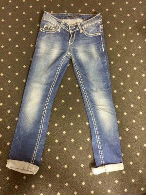 Cipo & Baxx Boot Cut Jeans azure