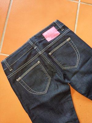 super schöne edle knackpo Jeans von koola anna Größe w25 XXS 32