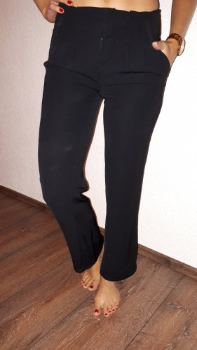 Flame Jersey Pants black-light grey
