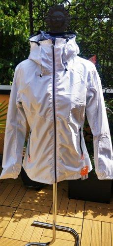 Tribord Outdoor Jacket white-neon orange
