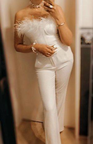 fashion Gorset biały