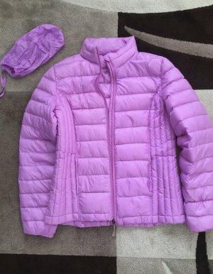 100% Fashion Doudoune violet
