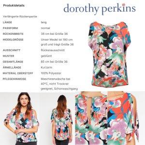Super schöne & NEUE >> Dorothy  Perkins Bluse << Gr. M 38