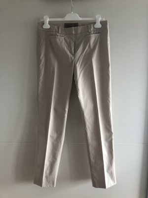 MaxMara Weekend Pantalon cargo beige clair tissu mixte
