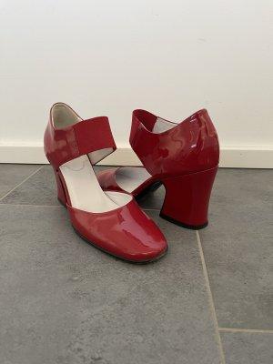 Super schöne Vintage Stöckelschuhe High Heels Absatzschuhe Schuhe