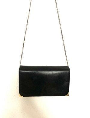 Super schöne Vintagetasche/ Clutch in schwarz