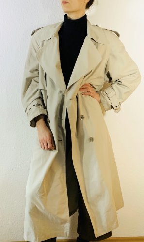 Vintage Trench Coat oatmeal