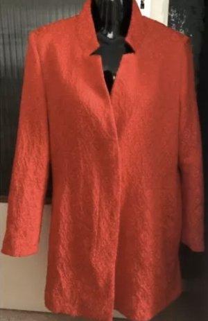 Super schöner Mantel Zara in rot  Gr. M
