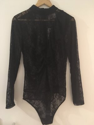 Just Female Lace Top black