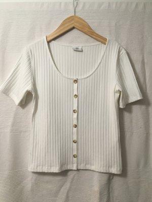Kauf Dich Glücklich Geribd shirt wit Viscose