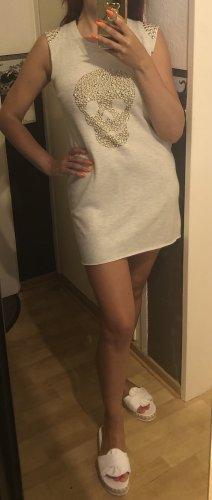 Super schönes Kleid in grau Gr.S/M Neu.
