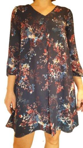 Super schönes Kleid mit Blumendruck in 36