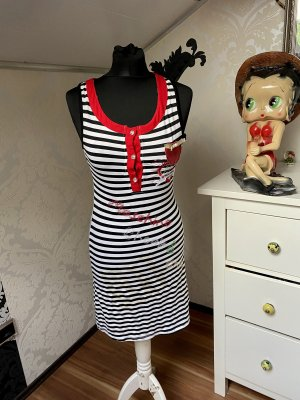 Super schönes Moschino Cheap & Chic  Kleid Sommerkleid gestreift Gr 36