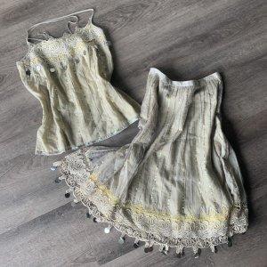 American Retro Sukienka koszulowa jasnobeżowy