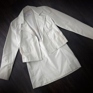 Anastacia by s.Oliver Ladies' Suit oatmeal