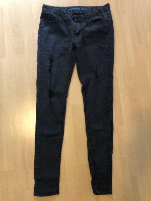 Super Skinny Jeans Destroyed
