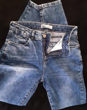 Super Skinny Jeans,  Größe 38,Clockhouse