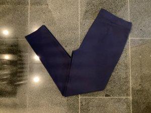Michael Kors Breeches dark blue viscose