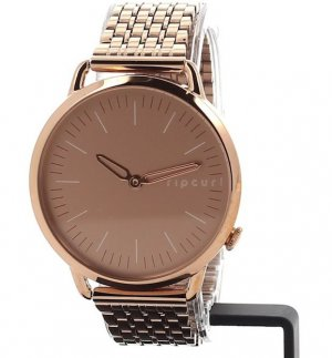 Rip curl Montre analogue or rose-vieux rose