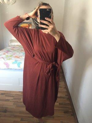 Monki Kaftan jasnoczerwony