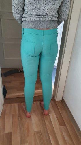 Best emilie Pantalon strech turquoise