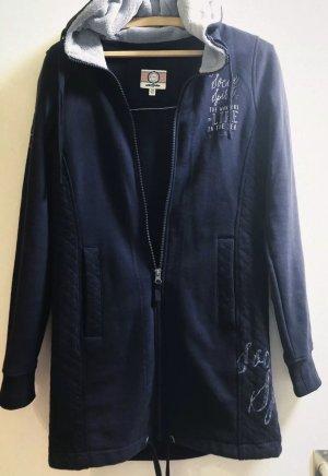 Super stylische Jacke von Soccx in dunkelblau Gr. XS. Neu